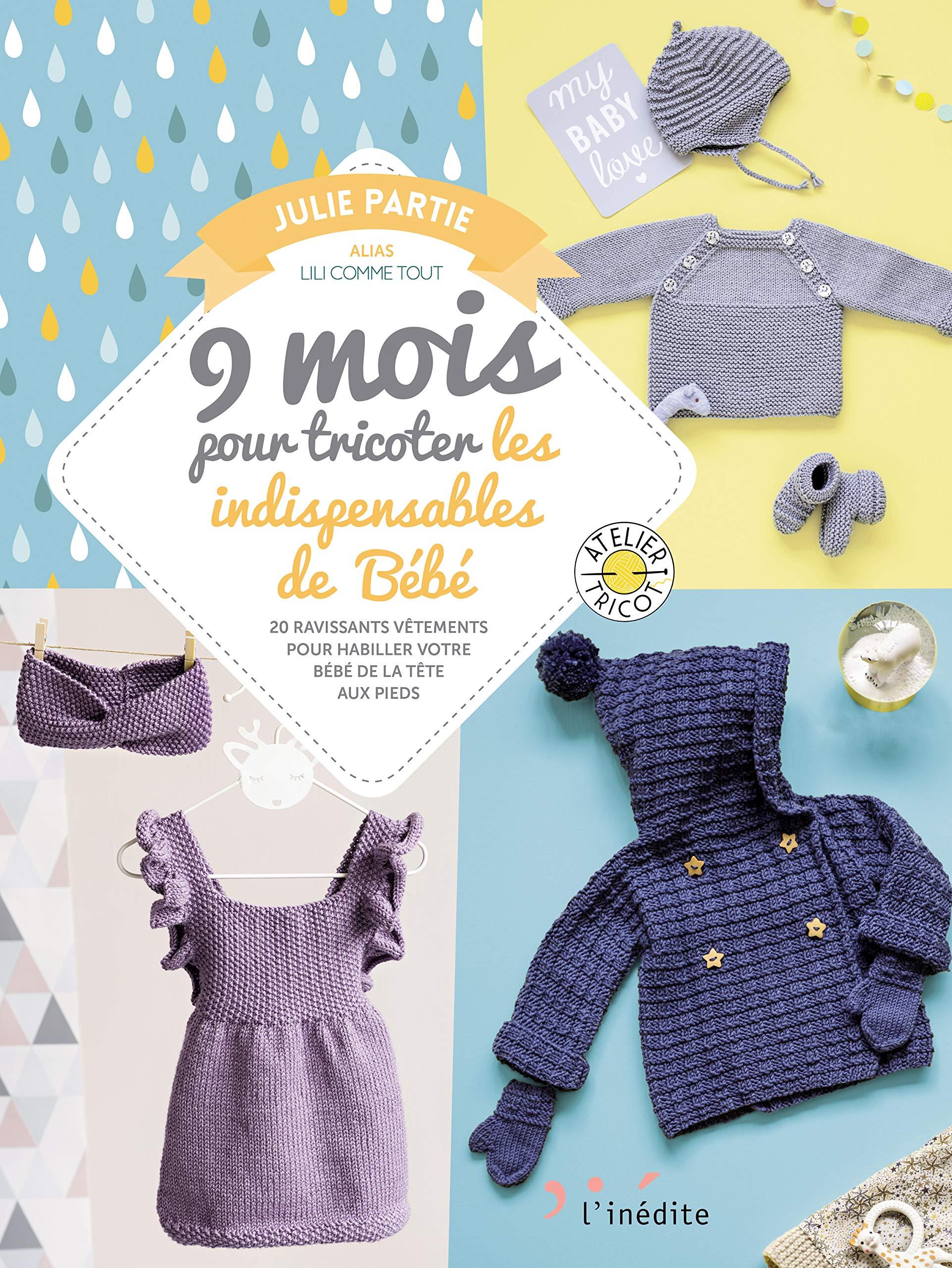 9 mois pour tricoter... - Lili Comme Tout % 400354d720e