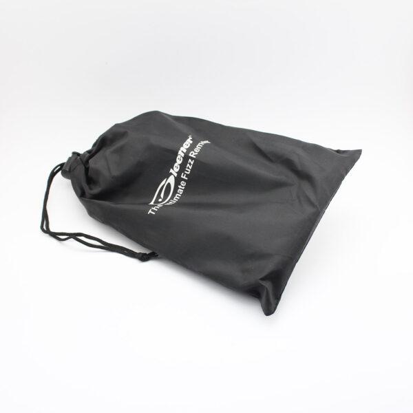 Présentation du sac de rangement du rasoir à bouloches Gleener grand modèle