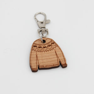 Sweater Keychain