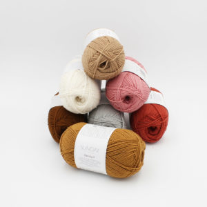 Sunday by Petite Knit - Sandnes Garn
