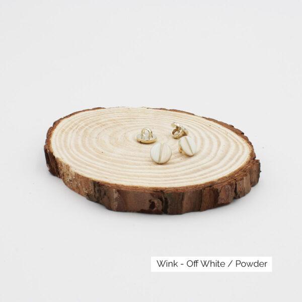 Bouton Wink - Atelier Brunette