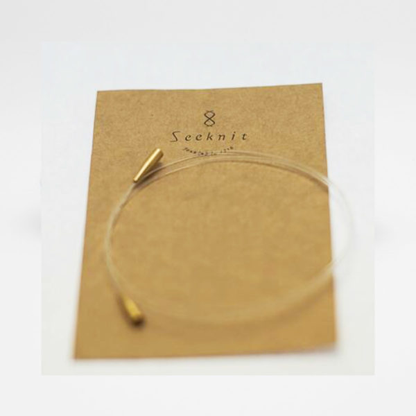 Câble pour aiguilles circulaires interchangeables SeeKnit de Kinki Amibari