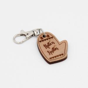 Katrinkles – Mitten Key Ring
