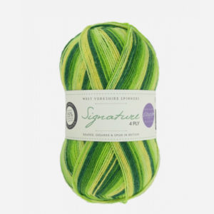 Signature 4Ply Seasons – West Yorkshire Spinners