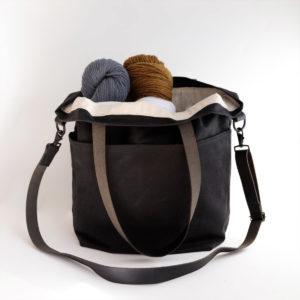 Twig & Horn – Crossbody Waxed Bag