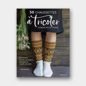 50 Chaussettes A Tricoter Comme En Lettonie – Leva Ozolina